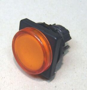 Moeller-RMQ22-Leuchtmelder-Vorsatz-MLF-GE-Gelb-NEU