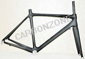 RB002-Matt-3k-full-Carbon-bicycle-Road-bike-amp-non-ISP-carbon-Frames-amp-Fork-headset