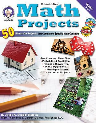 Math Projects by Joyce Stulgis-Blalock (2011, Paperback)