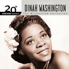 Dinah Washington - 20th Century Masters - The Millennium Collection (The Best of , 2002)