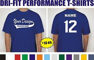 Team Shirts Custom
