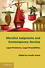 Merciful Judgments and Contemporary Society: Legal Problems, Legal Possibilities by Austin Sarat (Hardback, 2011)