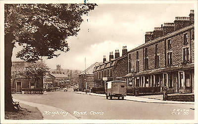 Colne. Keighley Road by Frith # CLE 30.