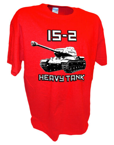 Is2 Stalin Russian Heavy Tank Panzer World of Tanks T34 Red Army Ww2 1//35 Rc Tee