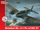 Heinkel He 111 Ps of KG 27 by Maciej Goralczyk, Andrzej Sadlo (Paperback, 2012)