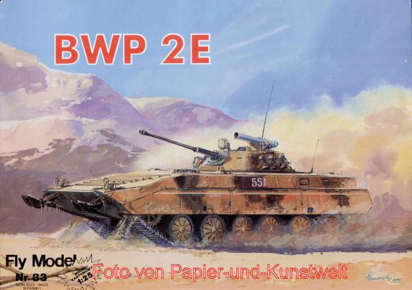 FLY Model  83 - Panzer BWP 2 E - 1:25