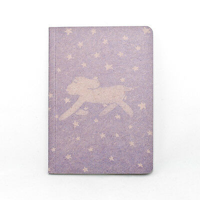 Korean Notebooks Cute School Diary Plain Natural Journal Stars Bears Cherry Cats