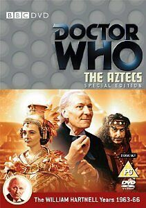 Doctor-Who-The-Aztecs-Special-Edition-DVD-2-x-discs-William-Hartnell-Dr-Who