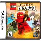 LEGO Ninjago: The Videogame (Nintendo DS, 2011)
