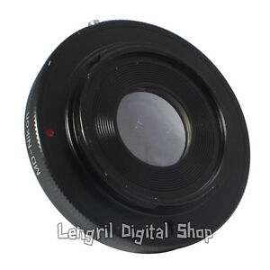 Minolta-MD-MC-Lens-to-Nikon-F-Mount-Adapter-Ring-With-Glass-For-D5300-D3000-D700
