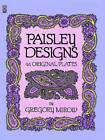 Paisley Designs by Gregory Mirow (Paperback, 1989)