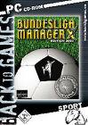 Bundesliga Manager X: Edition 2002 (PC, 2003, DVD-Box)