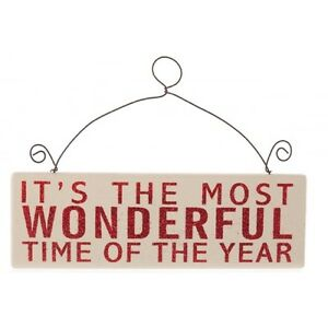 ITS-THE-MOST-WONDERFUL-TIME-OF-THE-YEAR-PLAQUE-SIGN-HANGER-CHRISTMAS-DECORATIONS
