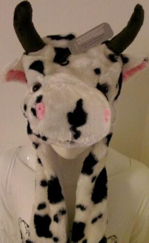 9 x premières combinaisons mesdames animal chapeau foulard gants femme capuche kids en polaire douce Snood