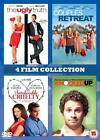 The Ugly Truth / Couples Retreat / Intolerable Cruelty / Knocked Up (DVD, 2010)