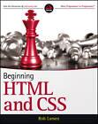 Beginning HTML and CSS by Jon Duckett, Rob Larsen (Paperback, 2013)