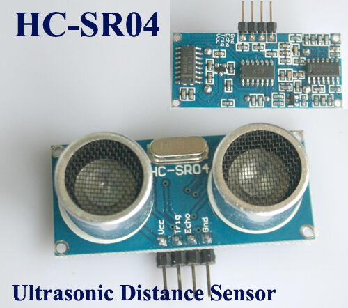 New Arduino Ultrasonic Module HC-SR04 Distance Sensor Measuring Transducer