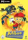 Adiboo: Die Jagd auf die Energiepiraten (PC, 2004, DVD-Box)