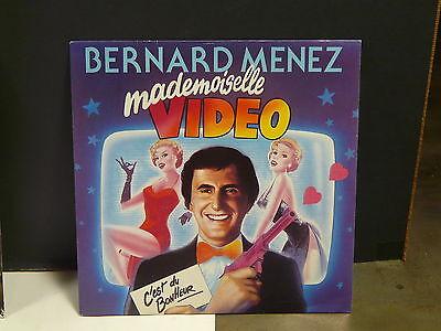 BERNARD MENEZ Mademoiselle video 135144