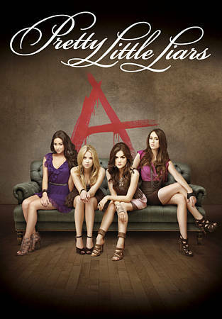 Pretty Little Liars: Season 3 (MISSING DISK 4!), with case and sleeve