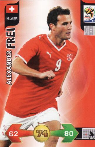 Adrenalyn XL World Cup 2010 Switzerland Honduras Trading Cards Pick From List