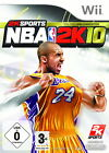 NBA 2K10 (Nintendo Wii, 2009, DVD-Box)