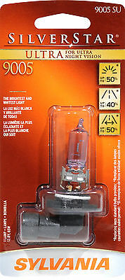 Sylvania 9005 Silverstar Ultra Car Headlight Bulb 1 Pack