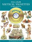 Full-Color Nautical Vignettes by Dover (Paperback, 2002)
