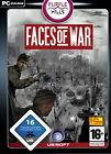 Faces Of War (PC, 2008, DVD-Box)