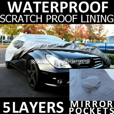 2006 2007 Mercedes CLS500 CL63 5LAYERS WATERPROOF Cover