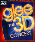 Glee Live In Concert (Blu-ray/DVD, 2011, 4-Disc Set, Includes Digital Copy 3D)