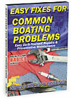 Easy Fixes To Common Boating Problems (DVD, 2006)