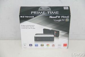 NetGear NeoTV PRIME Google TV