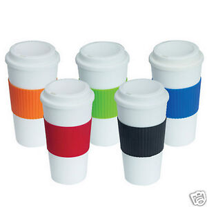 1-x-New-Insulated-Thermal-Cup-Double-Wall-Reusable-Travel-Coffee-Mug-Tumbler-Lid