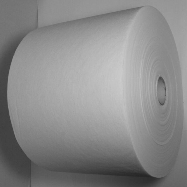 """12"""" x 10 yards Tear-Away Embroidery Stabilizer Backing Medium Weight"""