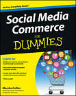 Social Media Commerce For Dummies by Marsha Collier (Paperback, 2012)