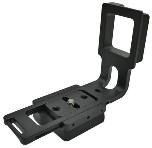 FotoPanda L Plate (Bracket) for Manfrotto 200PL-14 38 / Bogen 3157N - RC2 etc