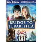 Bridge to Terabithia (DVD, 2007, Anamorphic Widescreen)
