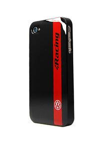 VOLKSWAGEN-VW-Golf-GTI-Jetta-hard-case-cover-for-iPhone-4-4s-Black-Color