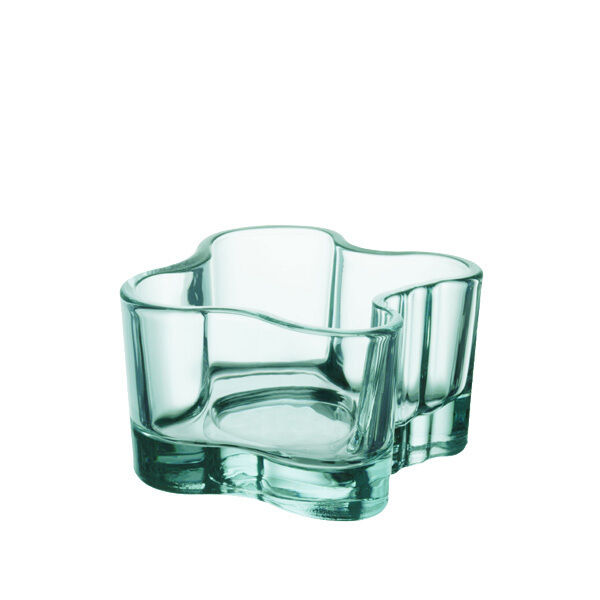 "IITTALA , Alvar Aalto Votive 55mm ""WATER GREEN"" NEW IN BOX"