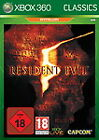 Resident Evil 5 (Microsoft Xbox 360, 2010, DVD-Box)