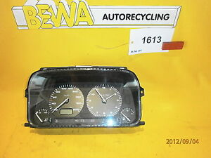 Tacho-VW-Golf-III-Motometer-1H6919033-Nr-1613-A