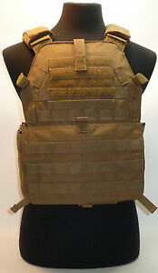 LBT-6094B-MOLLE-COYOTE-BROWN-Modular-Large-Plate-Carrier
