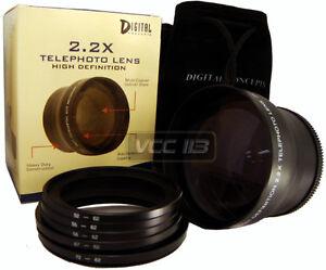 62mm-x2-2-teleconverter-Telephoto-Pro-tele-Lens-2x-AF