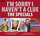 I'm Sorry I Haven't a Clue: The Specials by Iain Pattinson, BBC (CD-Audio, 2012)