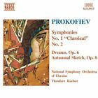 "Sergey Prokofiev - Prokofiev: Symphonies No. 1 ""Classical"" and No. 2; Dreams, Op. 6; Autumnal (1997)"