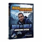 Bear Grylls - Born Survivor - Men Vs Wild (DVD, 2012)