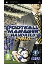 FOOTBALL MANAGER 2010 PSP - MINT CONDITION - WITH INSTRUCTIONS