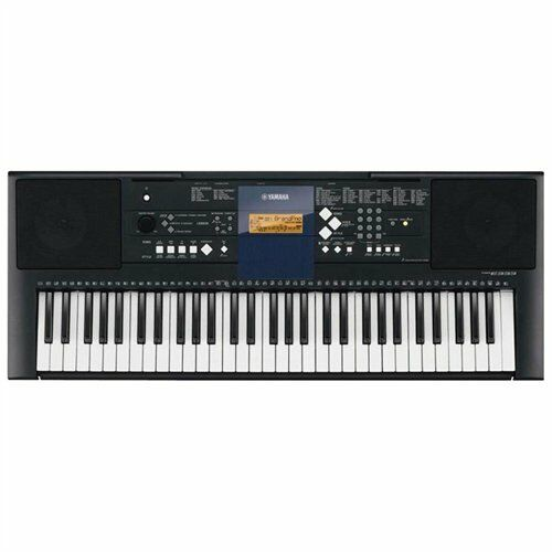 yamaha psr e333 keyboard for sale online ebay. Black Bedroom Furniture Sets. Home Design Ideas