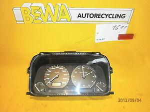 Tacho-VW-Golf-III-Motometer-1H6919033L-Nr-1611